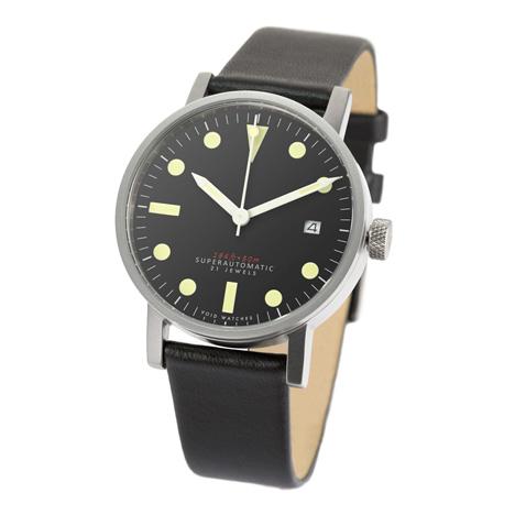 Watches from Hong Kong brand VOID launch at Dezeen Watch Store