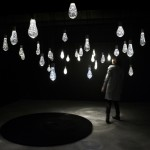 Torafu Architects suspend bubbly balloons of light for Tokyo installation