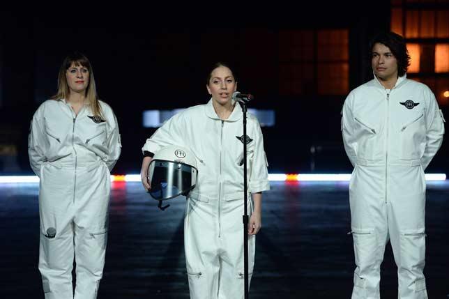 Studio XO and Lady Gaga, Volantis, world's first flying dress