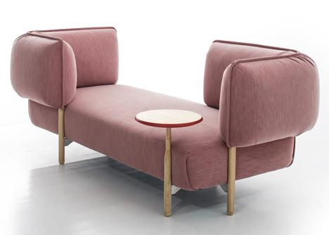 Awe Inspiring Patricia Urquiola Upholsters Modular Sofa For Moroso In Interior Design Ideas Skatsoteloinfo