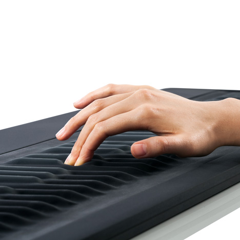 The Seaboard Grand. Designed by Roland Lamb and Hong-Yeul Eom