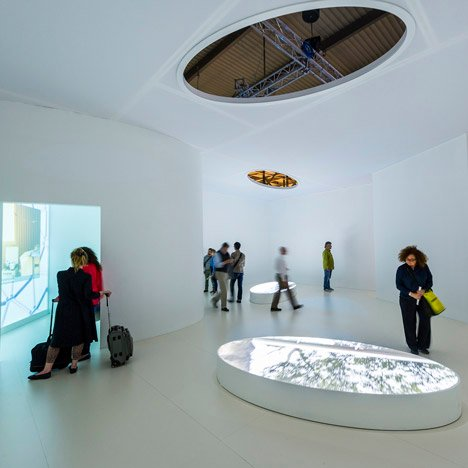 Milan exhibition invites visitors to explore the homes of Ban, Hadid and Libeskind