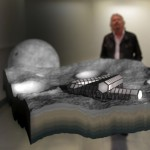 Richard Branson launches plane-shaped skyscraper and moon hotel