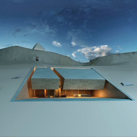 Meditation House (Lebanon), MZ Architects
