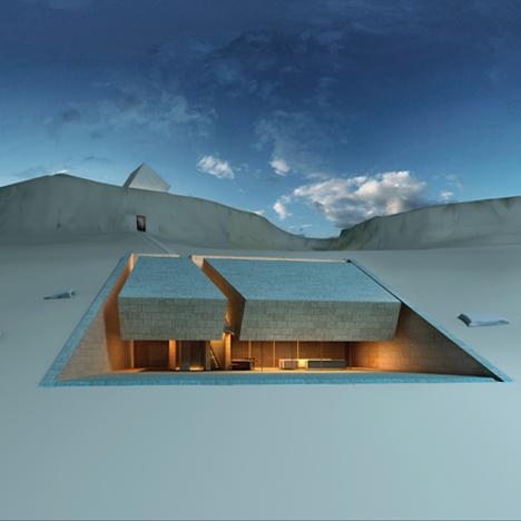 Meditation House (Lebanon), MZ Architects