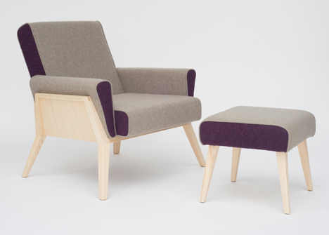 Aesh & Tweed collection by Georg Oehler
