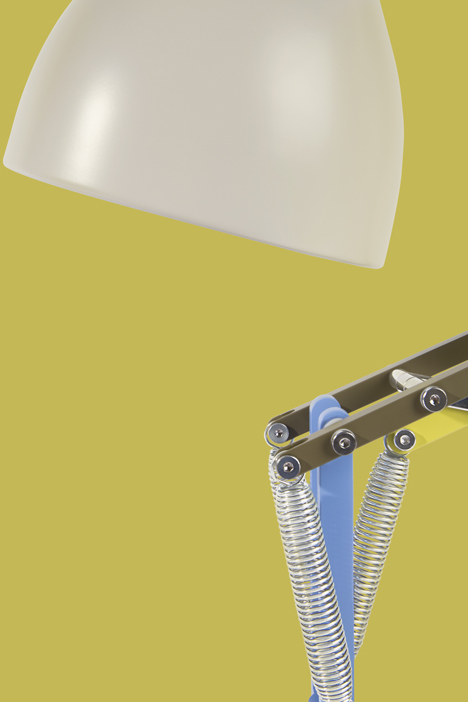 Anglepoise lamps Paul Smith
