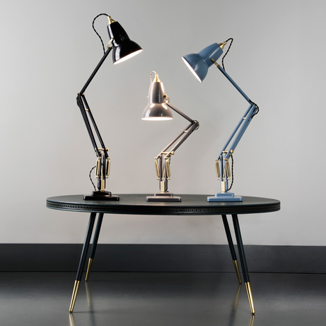 Anglepoise Original1227 Brass Collection
