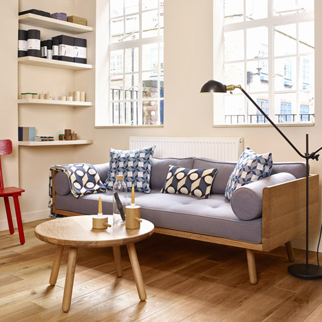 Another Country's first showroom opens in London