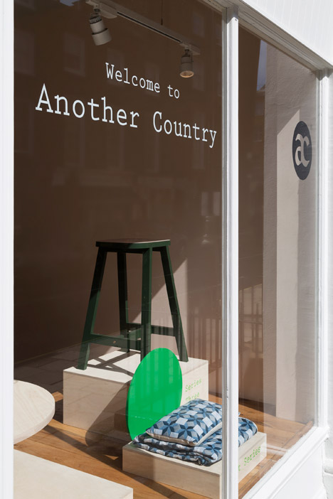 Another Country showroom