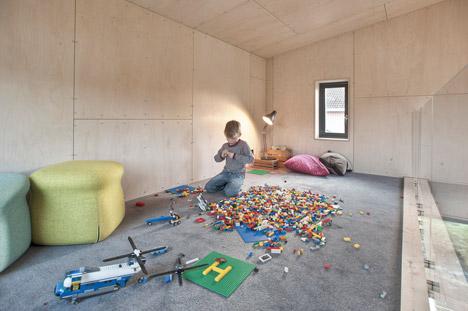 Arne Garborgsveg 18 house extension by TYIN tegnestue Architects