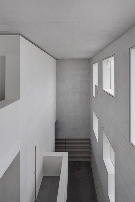 Bauhaus Masters Houses reinterpreted by Bruno Fioretti Marquez