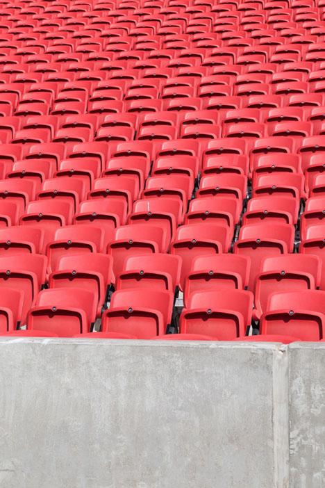 Beira-Rio Stadium by Santini & Rocha Arquitetos