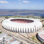 Hype Studio and Santini & Rocha Arquitetos modernise stadium ahead of Brazil World Cup