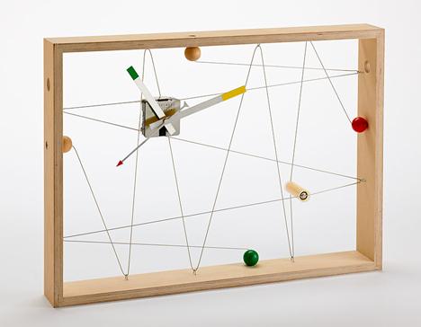 Deconstructed clocks by Daniel Weil