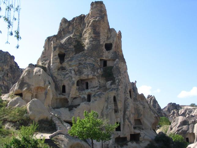 Cappadocia caves, Turkey