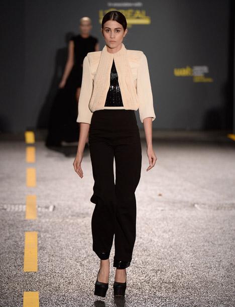 Sang Yoon Central Saint Martins collection
