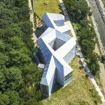 Knot-shaped museum by Chae Pereira Architects honours Korean artist Chang Ucchin