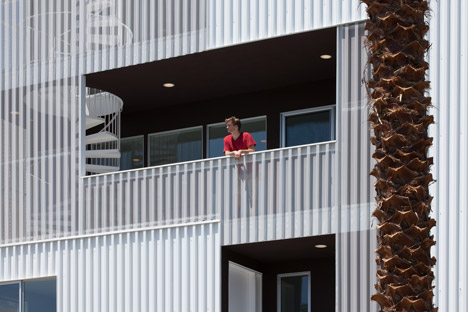 Cloverdale749 apartments by LOHA