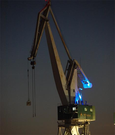 Lighting Giants Blue 2