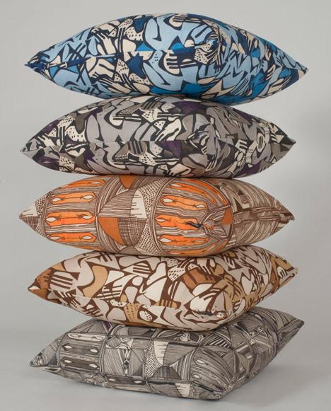 Toghal cushions