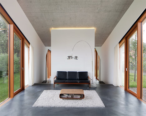 Confignon House by Local Architecture in Switzerland