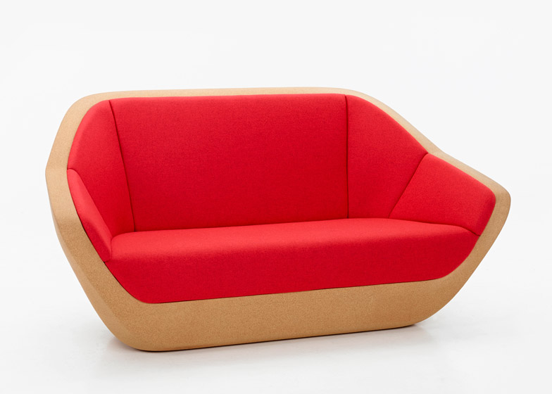 3 of 7; Corques sofa by Lucie Koldova