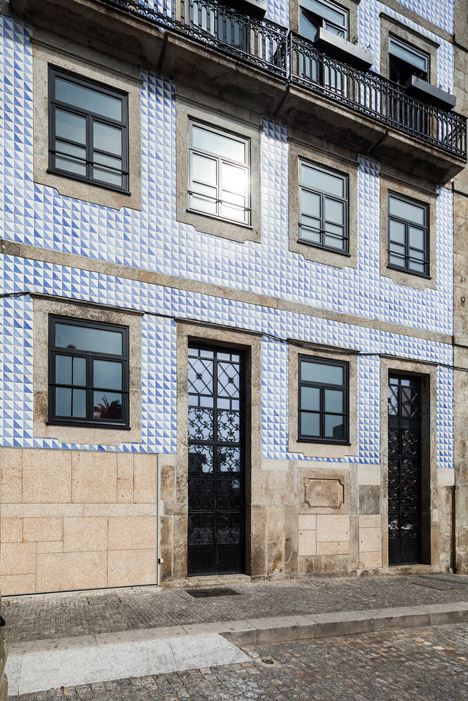 DM2 Housing in Porto by OODA
