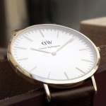 Dezeen Watch Store launches two timepieces for women by Daniel Wellington