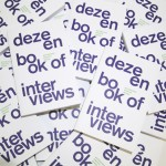 Competition: win VIP tickets to Dezeen's Book of Interviews launch party