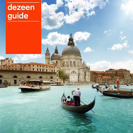 Dezeen Guide update Venice