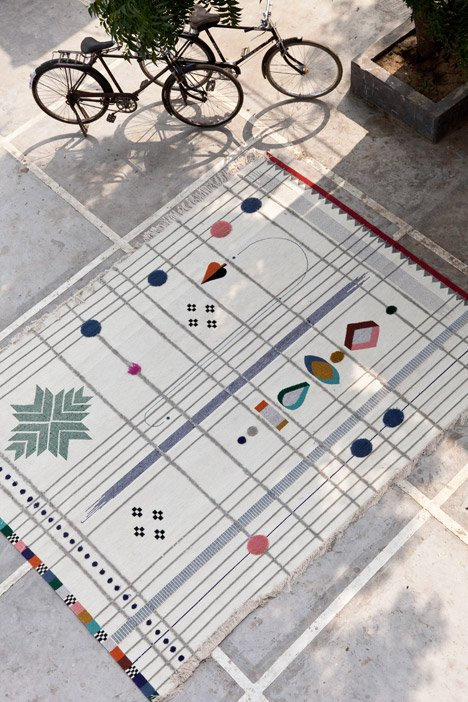 Doshi Levien Rabari rugs