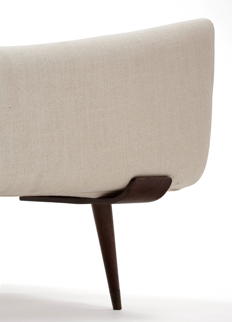 Espasso collection PO 801 armchair by Jorge Zalszupin