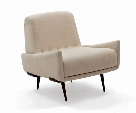 Espasso collection PO 801 armchair by Jorge Zalszupin