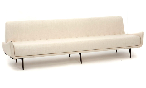 Espasso collection PO 801 sofa by Jorge Zalszupin
