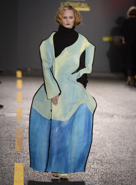 Fiona O'Neill graduate fashion collection