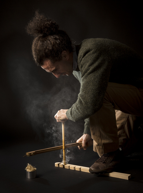 Fire Kit by Francesco Faccin