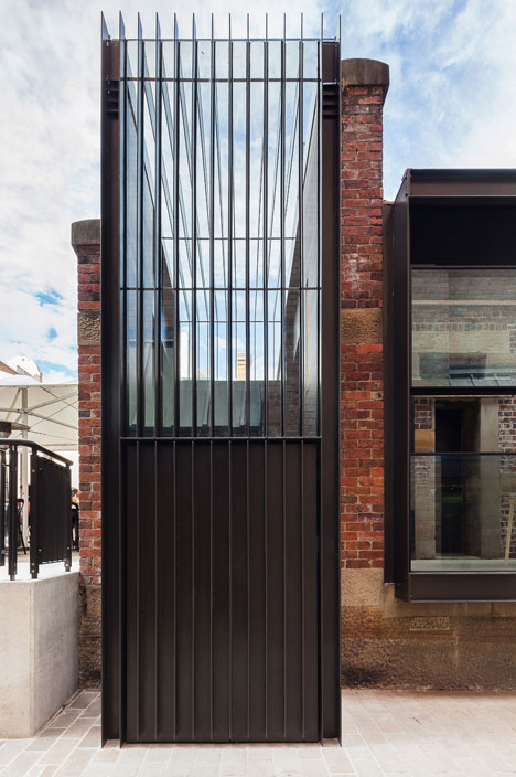 Former Rocks Police Station turned cafe by Welsh and Major_dezeen_4