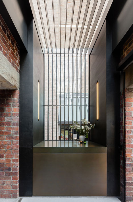 Former Rocks Police Station turned cafe by Welsh and Major_dezeen_6