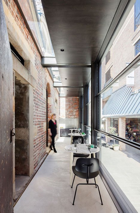 Former Rocks Police Station turned cafe by Welsh and Major_dezeen_7