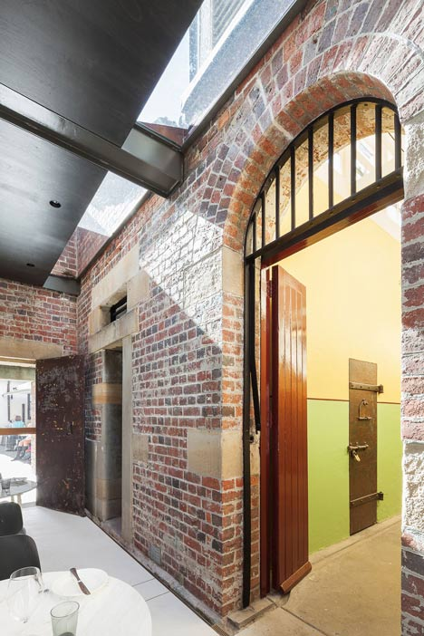 Former Rocks Police Station turned cafe by Welsh and Major_dezeen_9