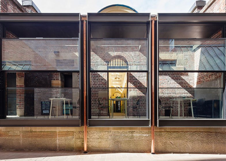 Former Rocks Police Station turned cafe by Welsh and Major_dezeen_15