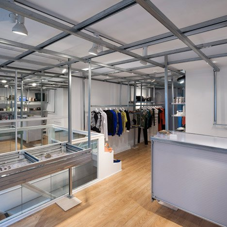Frenchologie shop by Bat Studio