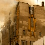 "Glasgow School of Art students affected by fire to receive ""phoenix"" bursaries"