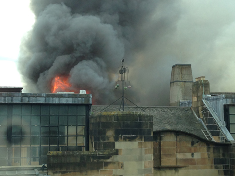 Glasgow-School-of-Art-fire