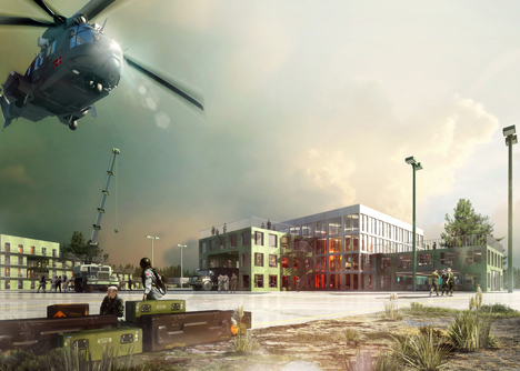 Green Circuit for the Danish Military by Adept