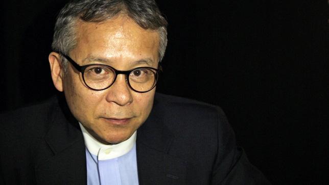 Hiroshi Ishii of MIT Media Lab