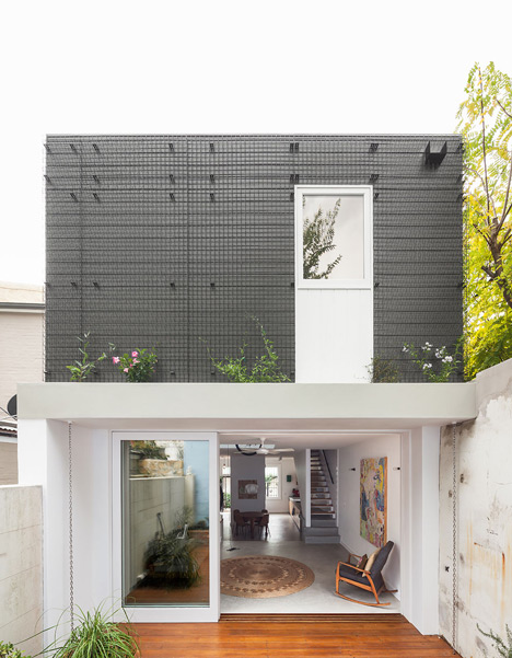 House Bruce Alexander by Tribe Studio