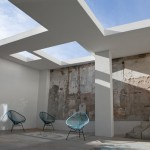 Garden room added to Marseille townhouse by Marion Bernard Agency