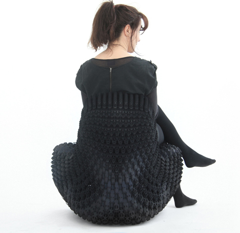 Joris Laarman Lab 3D printed gradient chair